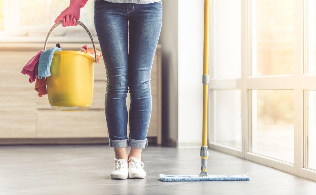 Plan de limpieza para casa