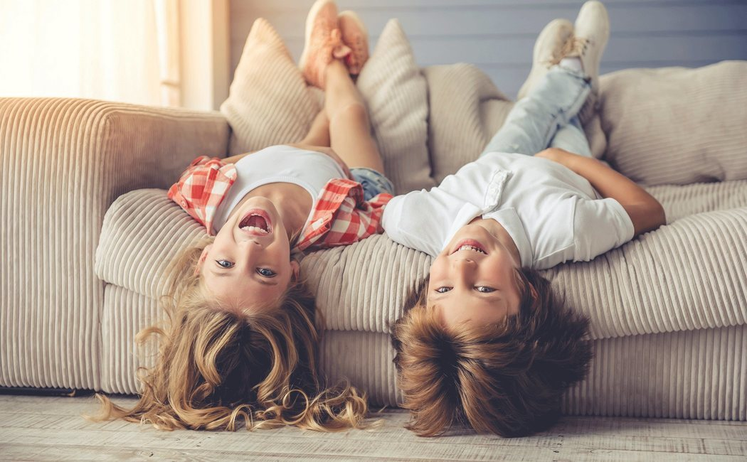 Cómo entretener a los niños durante la cuarentena del coronavirus
