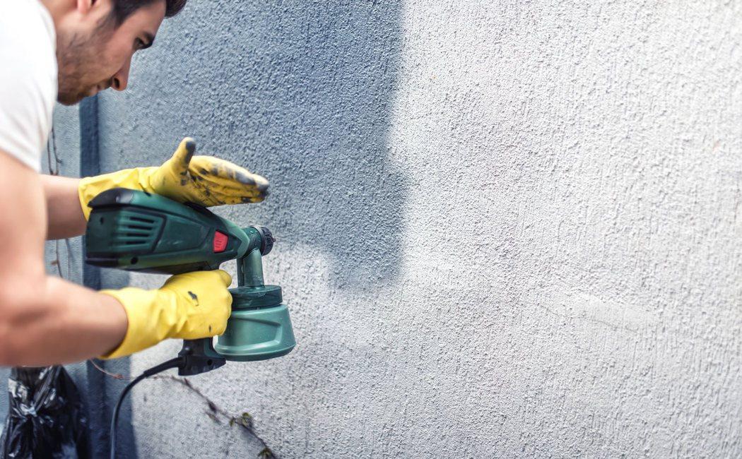 C mo quitar el gotel de la pared de tu casa bekia hogar - Como quitar el gotele de la pared ...