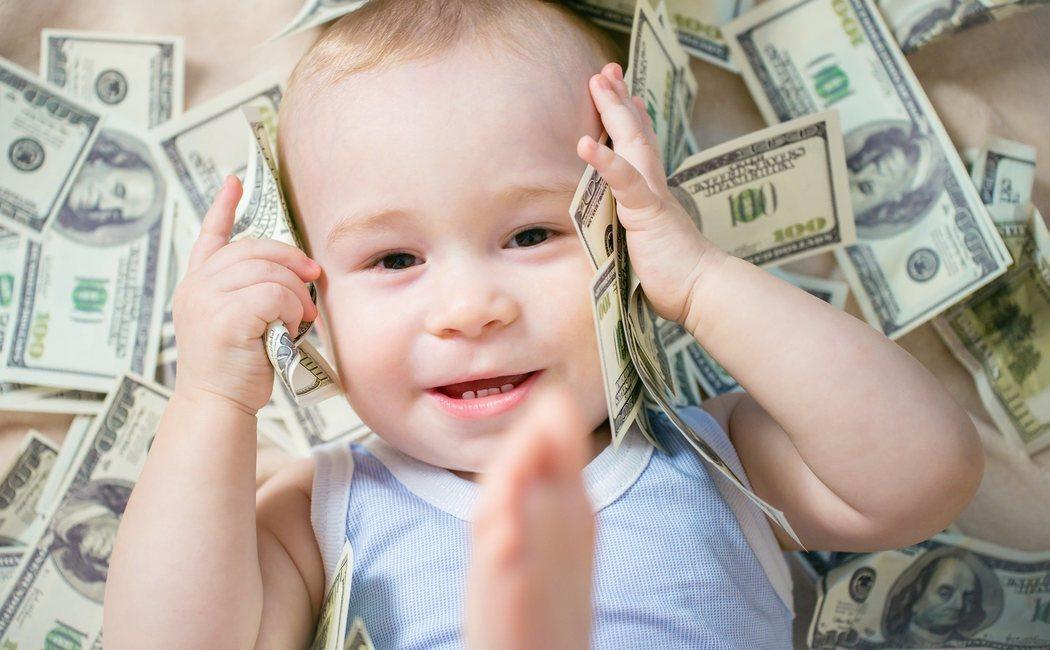 Cómo afrontar los gastos de un bebé