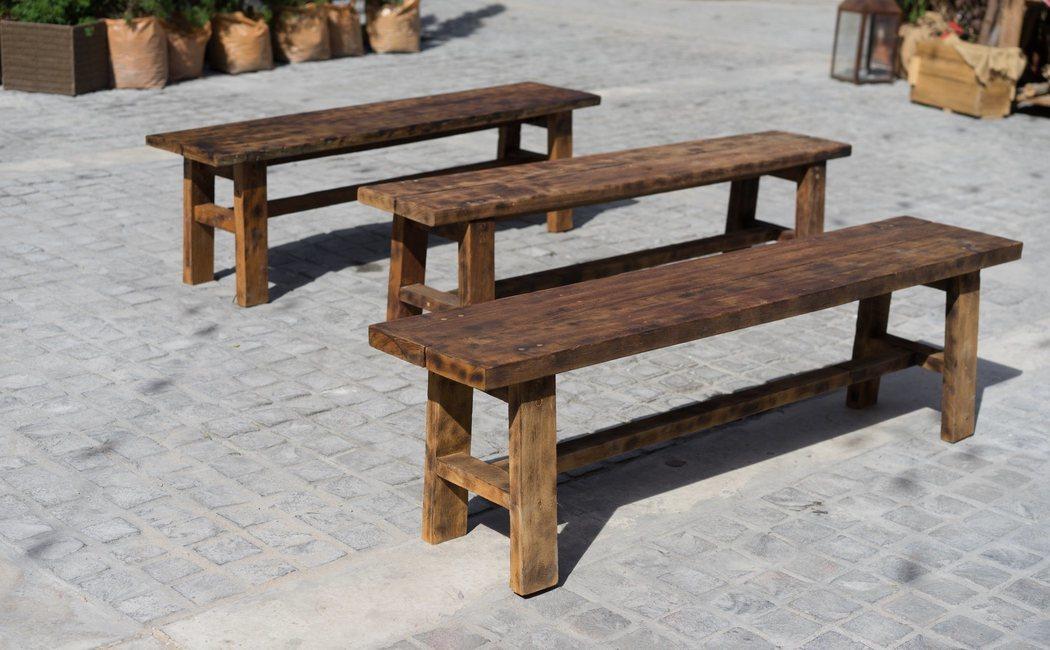 Reparar una superficie de madera
