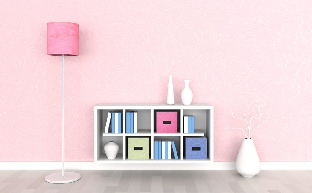 Cómo decorar tu casa en color rosa