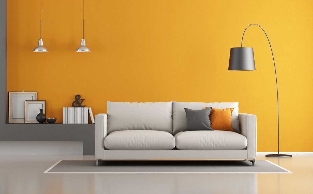 Cómo Decorar Tu Casa En Color Naranja
