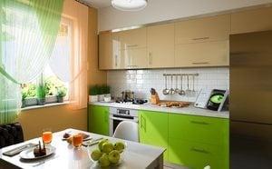 De qué color poner los muebles de la cocina - Bekia Hogar