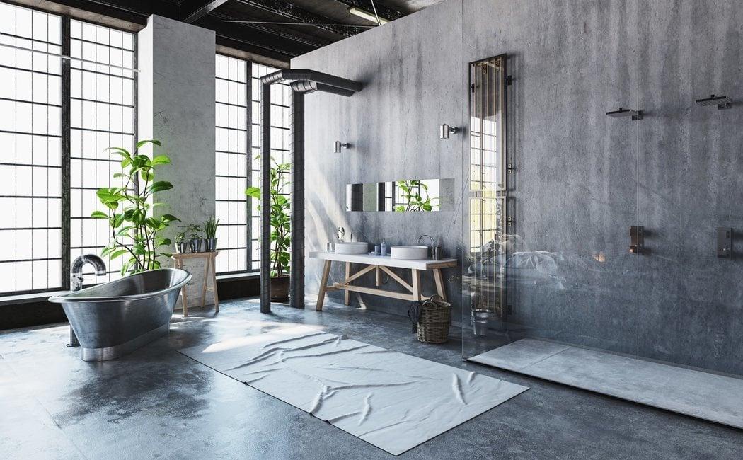 Estilo industrial en interiores