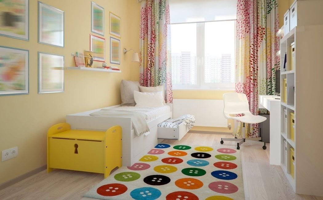 Colores unisex para cuartos infantiles bekia hogar - Ver habitaciones infantiles ...