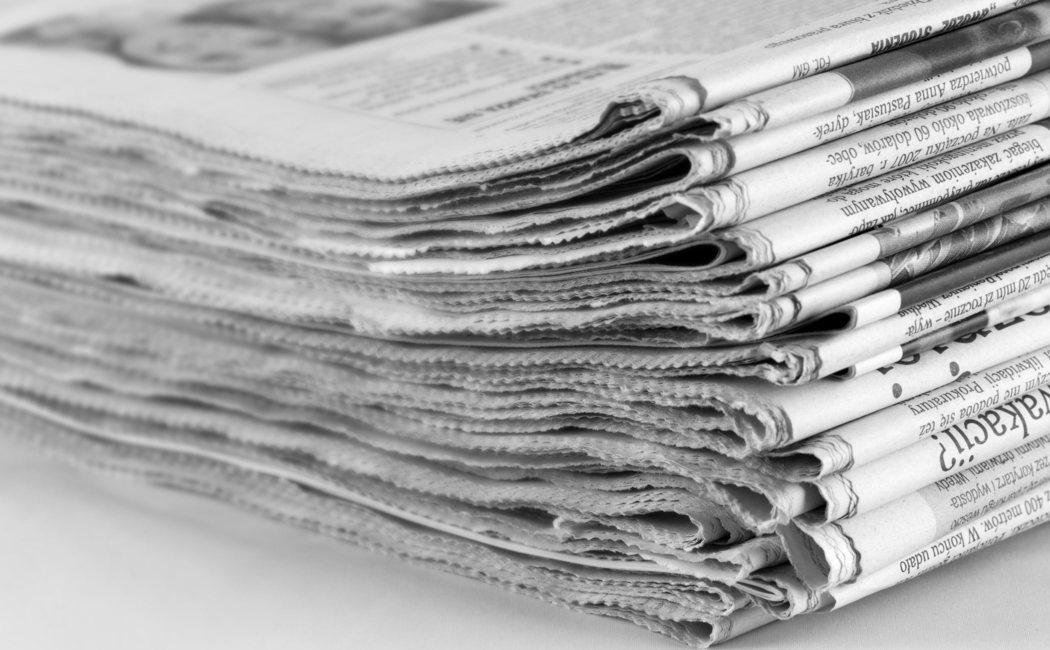 Cinco usos para tus periódicos viejos
