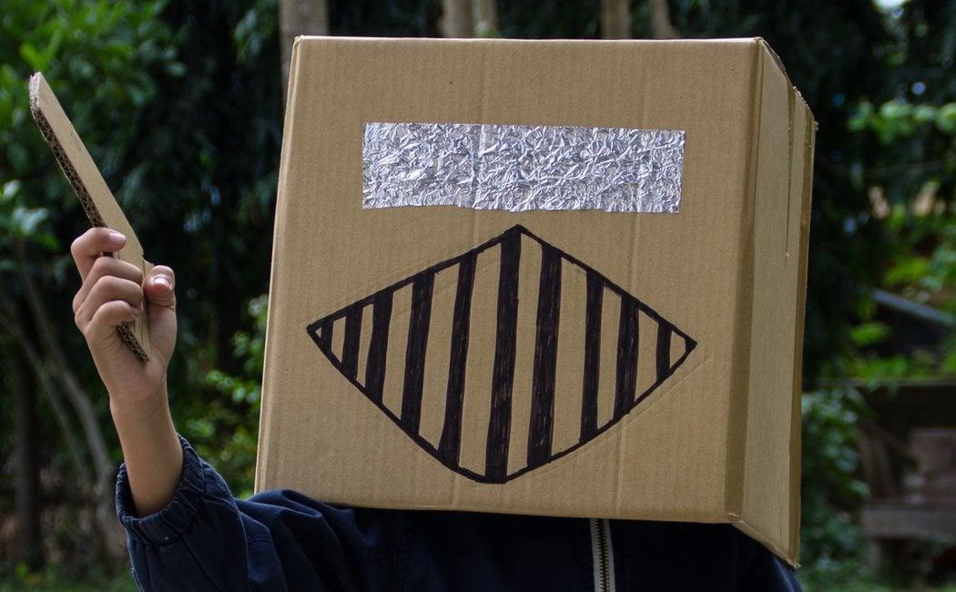 Manualidades con cartón