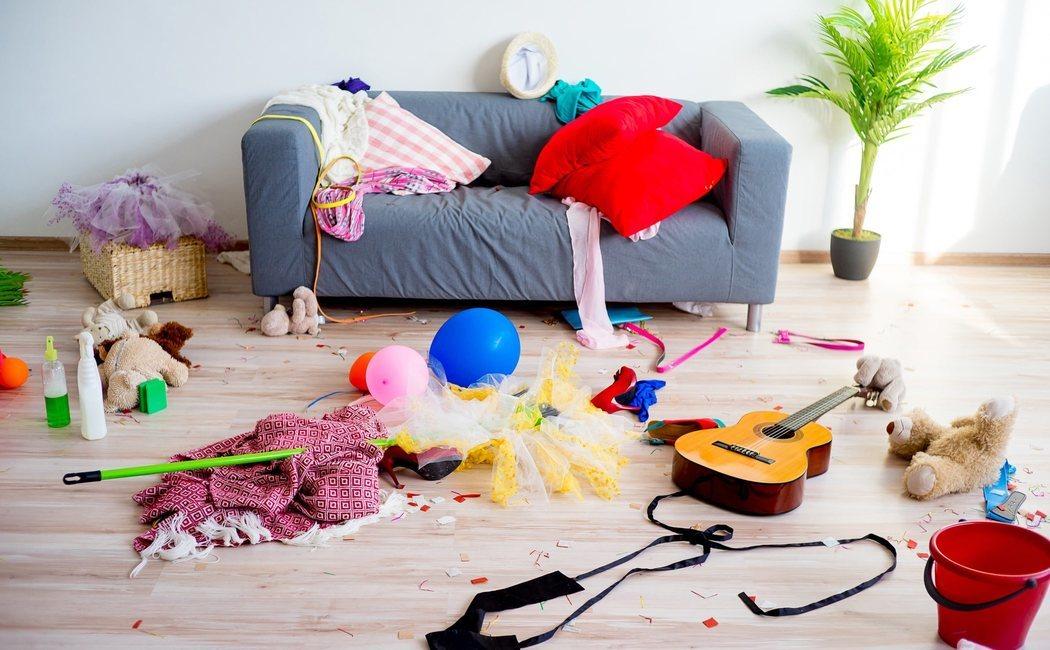 Cosas de las que tienes que deshacerte en tu hogar