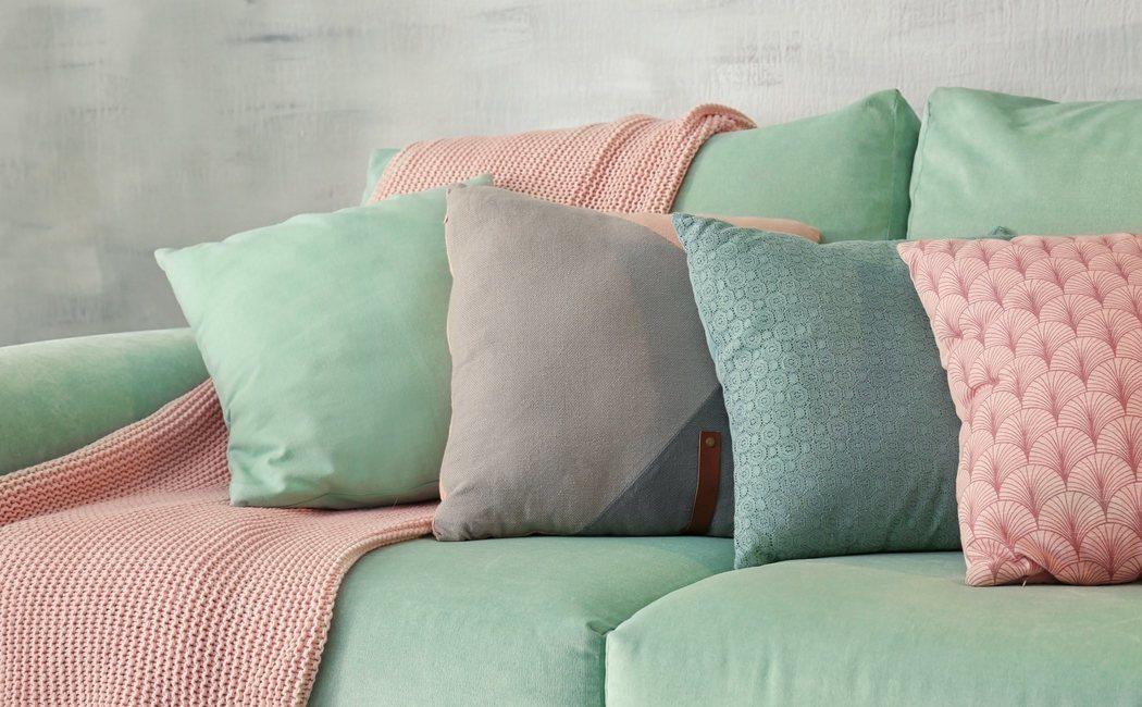 Mint y pink, una combinación de colores que triunfa