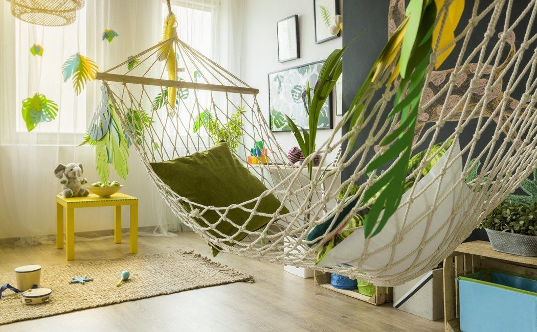 Cómo decorar con elementos de la jungla