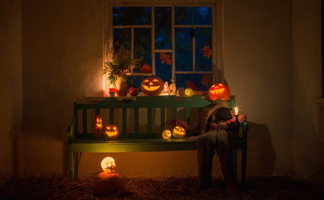 Cómo decorar la casa en Halloween