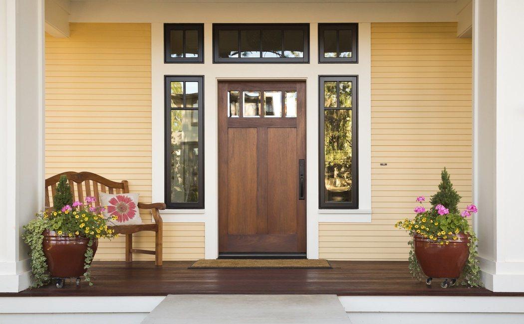 Trucos para elegir las puertas de tu casa