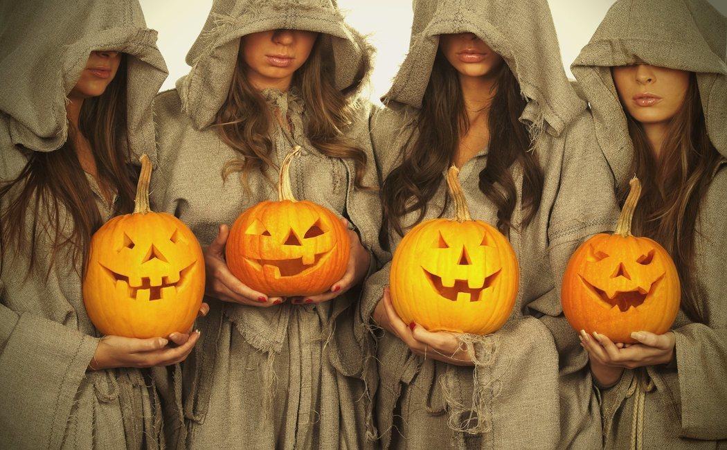 5 disfraces caseros para Halloween
