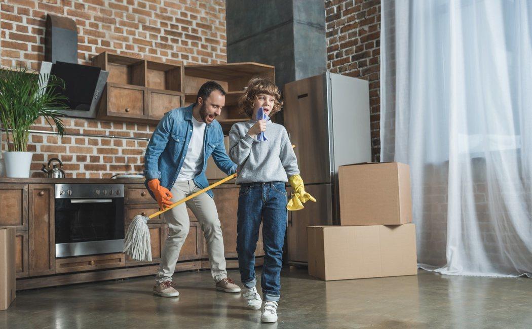 Cómo limpiar tu hogar para reducir el estrés en él