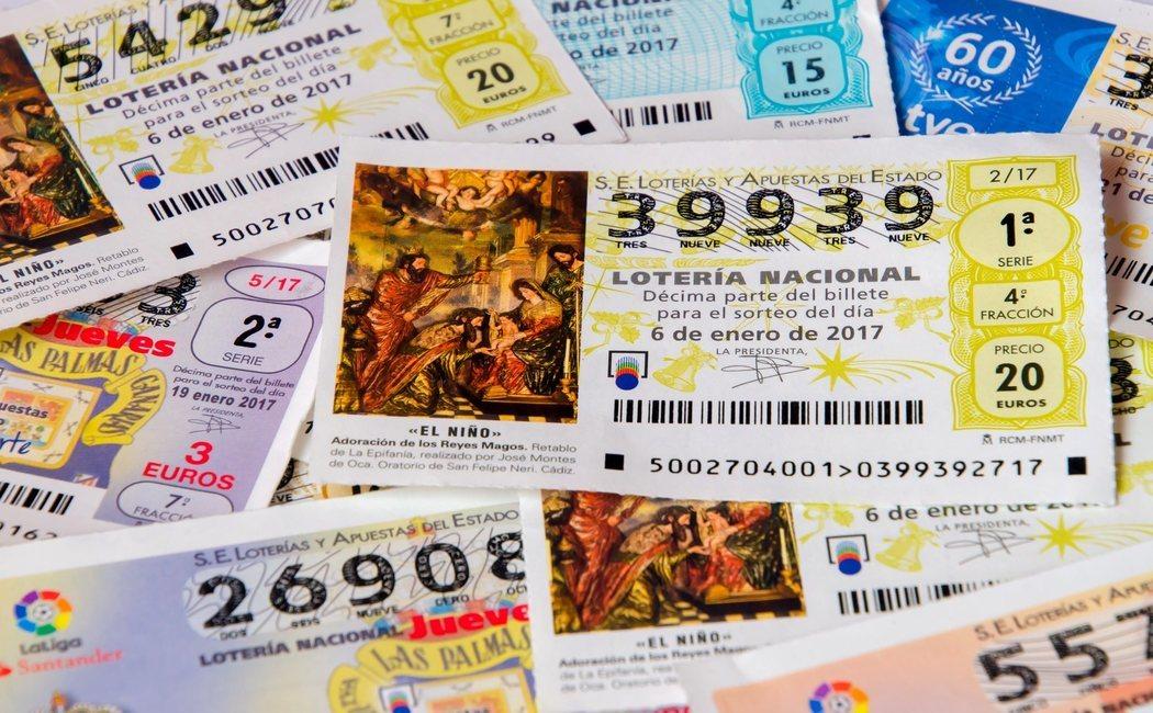 Cómo comprar la lotería de Navidad por Internet