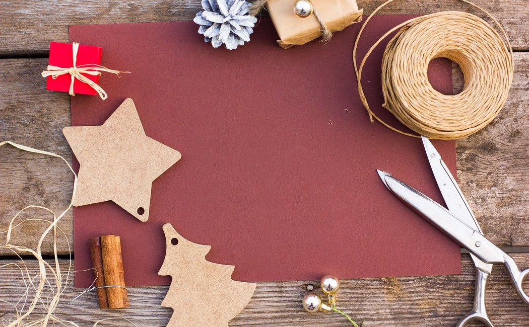 Cómo hacer adornos navideños para tu casa