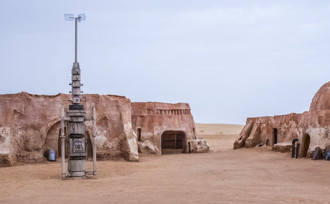 Decoración navideña de 'Star Wars'