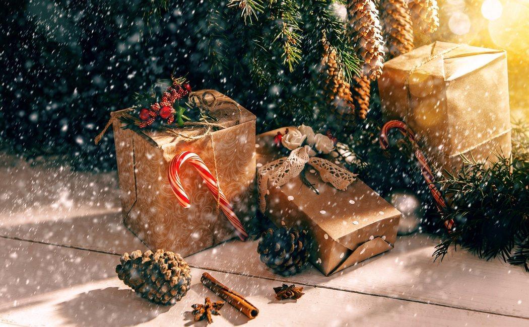 Cómo envolver los regalos de Navidad