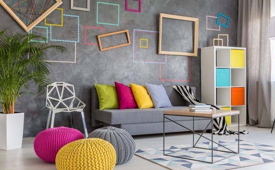 Cómo decorar con elementos geométricos
