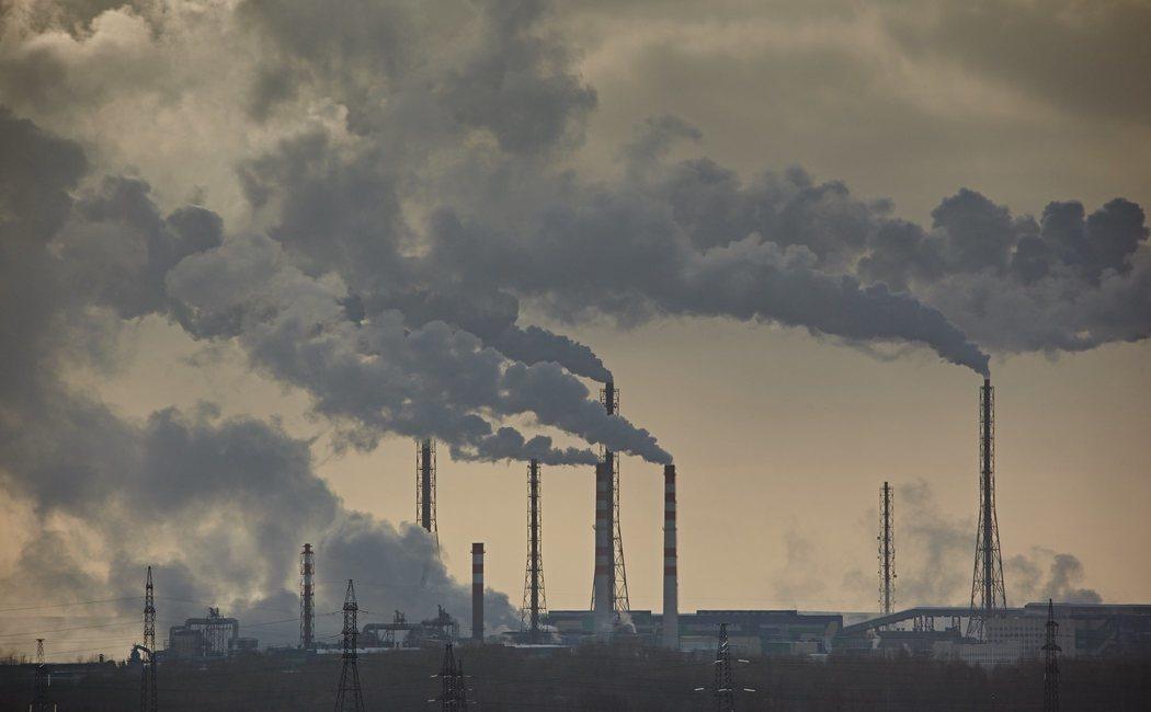 La calefacción también contamina