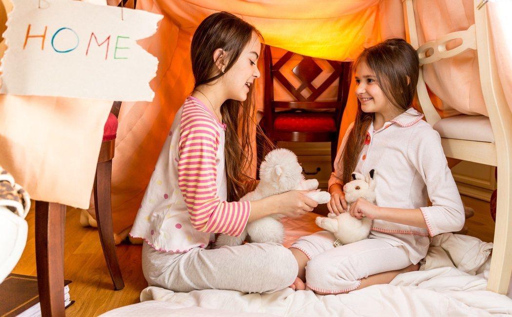Cómo decorar un dormitorio de gemelos