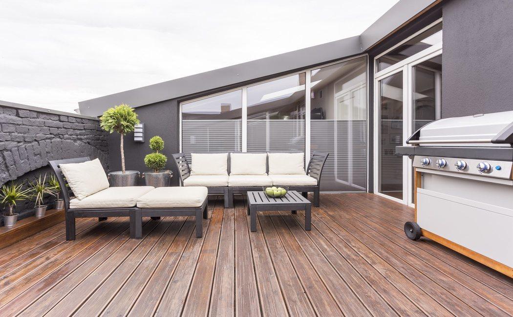 Para qué utilizar una terraza