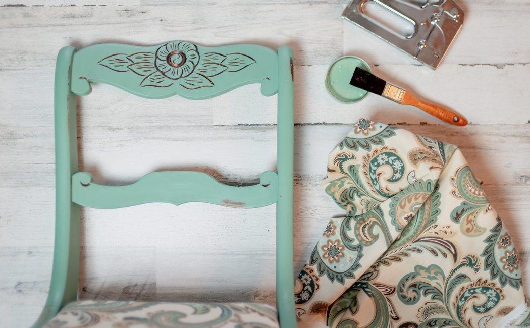Cómo usar el Chalk paint en los muebles