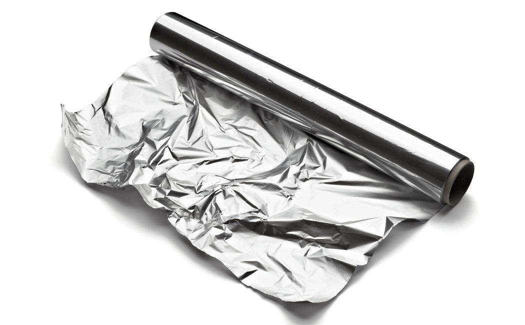 Otros usos del papel de aluminio