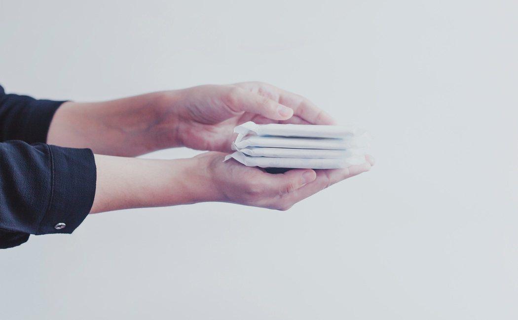 Otros usos de la compresa más allá de la menstruación