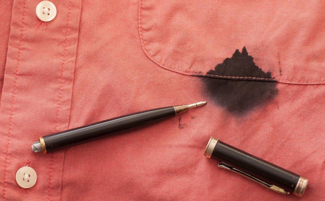 Trucos para quitar las manchas de tinta de la ropa