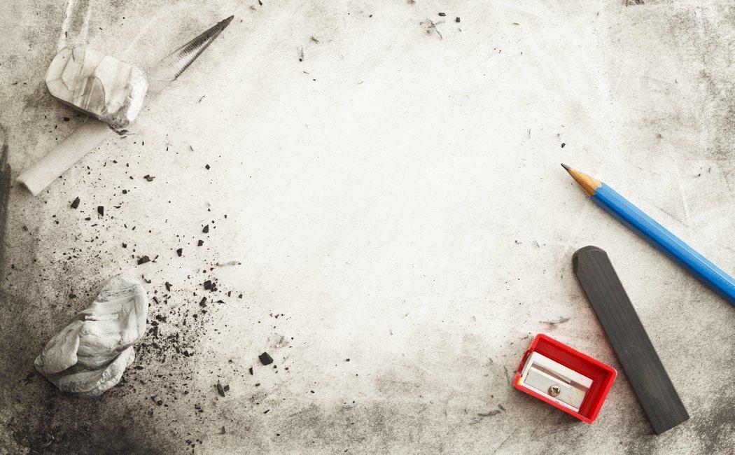 Cómo dibujar con carboncillos