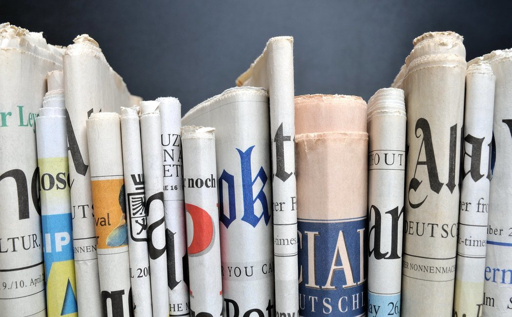 El periódico, tu mejor aliado para limpiar los cristales