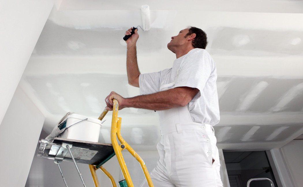 Descubre cómo pintar el techo correctamente