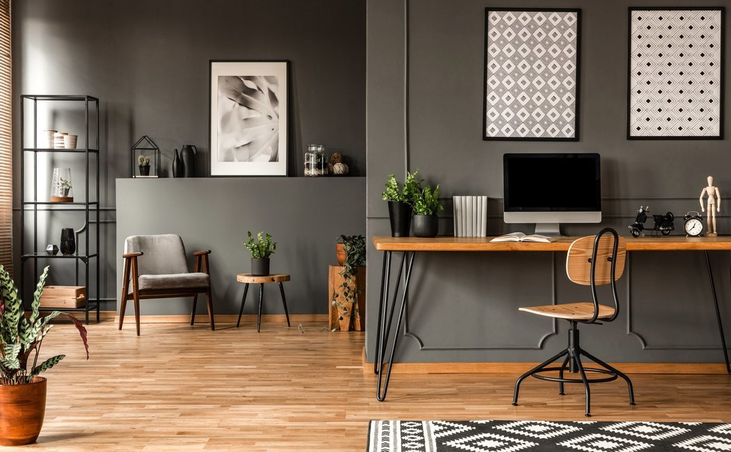 Muebles oscuros versus muebles claros