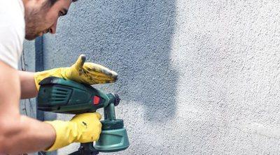 Cómo quitar el gotelé de la pared de tu casa