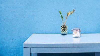 Cómo decorar tu casa en color azul
