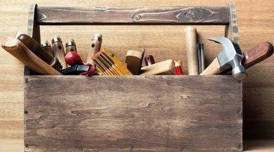 Herramientas básicas para tu primera caja de bricolaje
