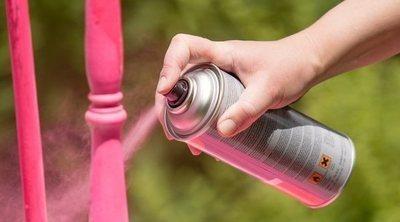 Cómo utilizar la pintura en spray