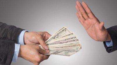 Cómo prestar dinero sin que se vea como una donación