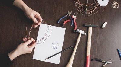 Manualidades con alambre