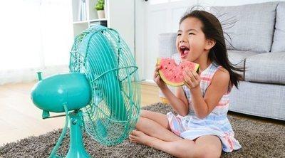Cómo no pasar calor en casa