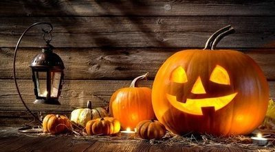 Adornos caseros de Halloween
