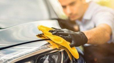 Cómo lavar el coche sin arañarlo