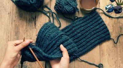 Cómo hacer una bufanda de lana