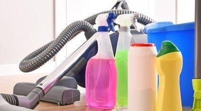 Qué productos de limpieza no hay que mezclar