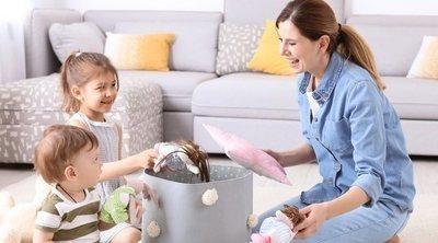 Cómo ordenar una casa con niños