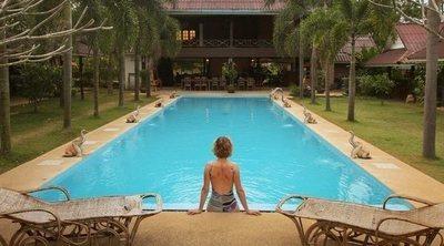 Gastos de una piscina