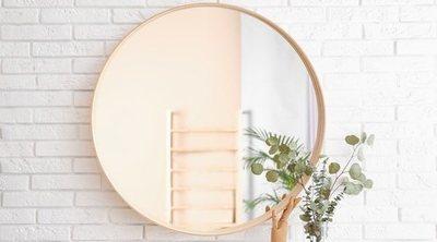 Dónde colocar un espejo en tu casa