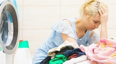 La lavadora también se limpia